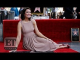 Mandy Moore Honoured With Star On Hollywood Walk Of Fame FULL SPEECH