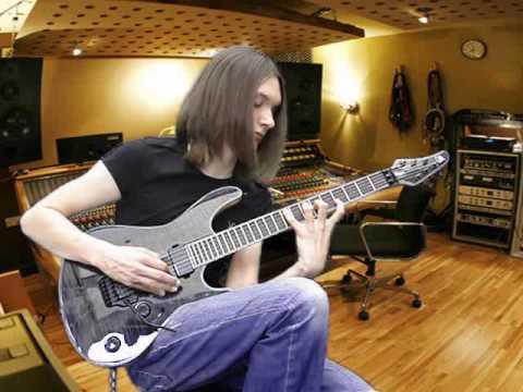 Mayones Guitar Demo 2 by Ben Randall - Mayones Regius PRO 6