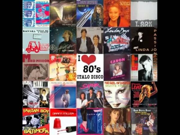 Italo Disco Club 80s Megamix