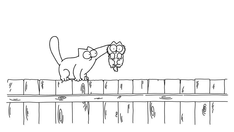 88. Simon's Cat – Showdown (Jazz Trilogy! 3