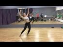 Кристина Больбат / salsa lady style