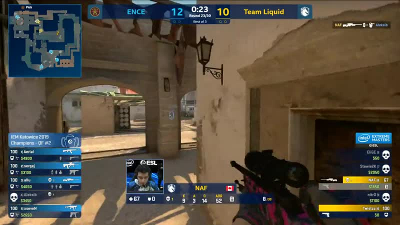 NAFFLY saves the round with a stunning ACE!