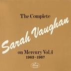 Sarah Vaughan альбом The Complete Sarah Vaughan On Mercury Vol. 4 - 1963-1967