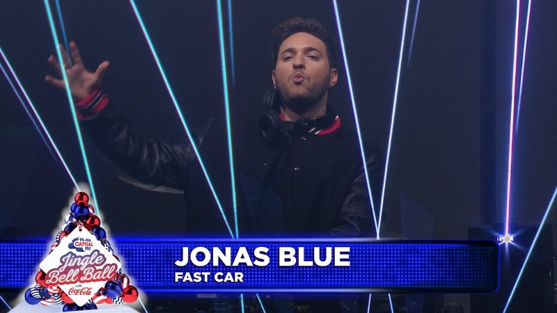 Jonas Blue - 'Fast Car' (Live at Capital's Jingle Bell Ball 2018)