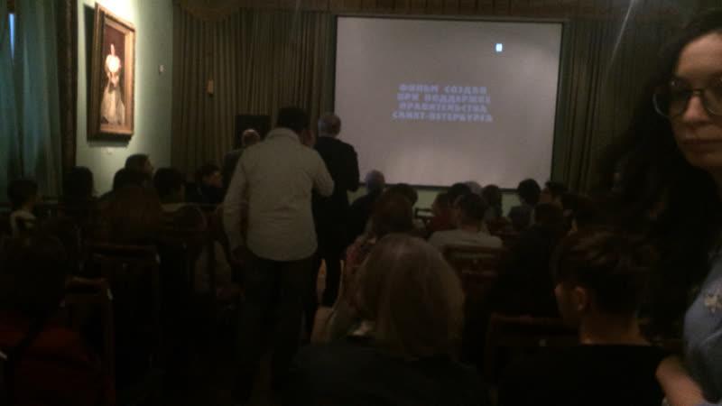 Подведение итогов Года балета в России и показ нового документального фильма «Лебеди и тени Петипа».