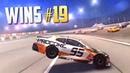 Racing Games WiNS Compilation 19 Epic Moments, Stunts, Accidental Wins Close Calls .....