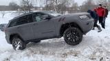 Jeep Grand Gherokee притив Land Rover Discovery или как Subaru Forester вытаскивали внедорожники