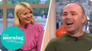 Karl Pilkington Gives an Honest Description of His New Show This Morning