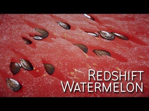 Redshift / C4D / Watermelon