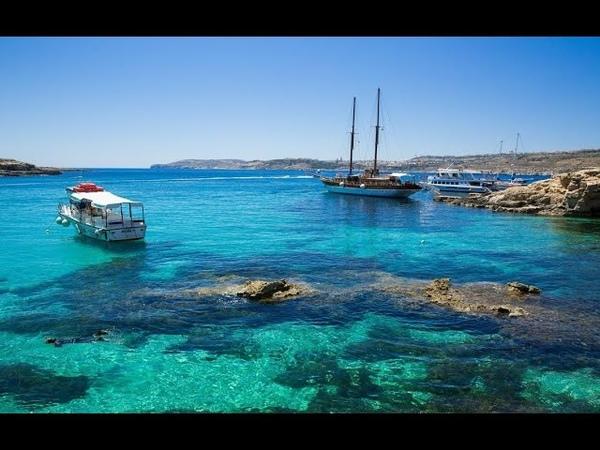 острова Мальта, Гозо и Комино 2018 г. Malta trip Gozo Comino
