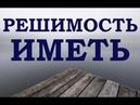 Вадим Зеланд — Решимость иметь и действовать