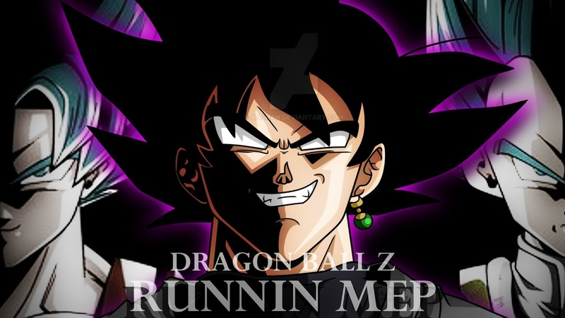 Dragon Ball Z MEP - Runnin [Happy New Year 2017]