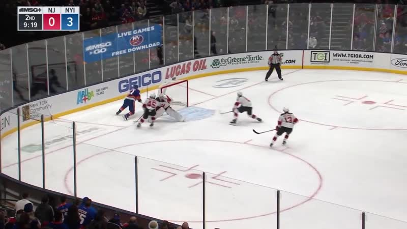 New Jersey Devils vs New York Islanders | Jan.17, 2019 | Game Highlights | NHL 2018/19 | Обзор матча