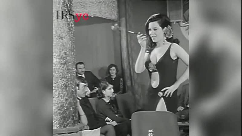 Yeşilçam Türk Filmlerinden Seksi Sahneler No.037 - Fatma Girik (TRSyc)