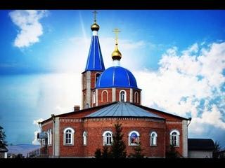 Храм в честь иконы Божией Матери Отрада и Утешение г Сибай