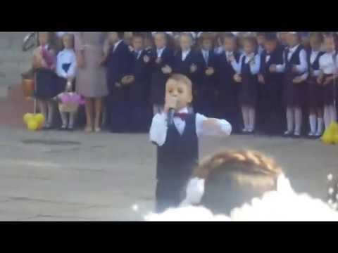 Дмитрий Пуховский Могилевская гимназия № 1 линейка