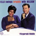 Ella Fitzgerald альбом Ella Swings Brightly With Nelson