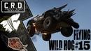 Crossout: [ Tusk Harvester ] FLYING WILD HOG 15 [ver. 0.9.110]