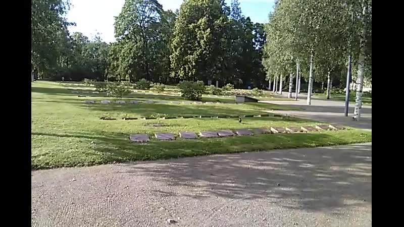 Лаппеенранта галки на мемориале