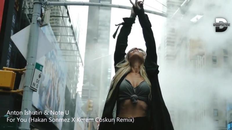 [teaser] Anton Ishutin Note U - For You (Hakan Sonmez Kerem Coskun Remix)