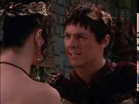 Цезар помилував Габріель (Ксена: королева-воїн)