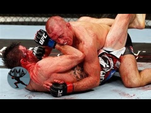 MMABoxing | GSP vs Carlos Condit -UFC 154 Best Fight Highlight Ever! 2017✅