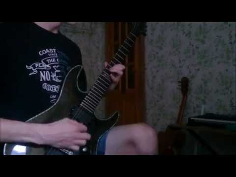 As I Lay Dying The Sound of Truth guitar cover