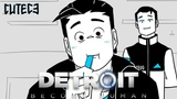 Happy Birthday Detective Reed Detroit Become Human Comic Dub