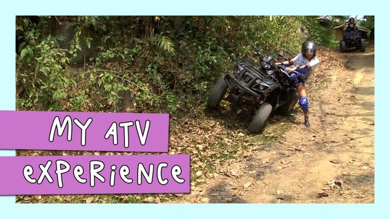 My ATV Experience!   Andrea B.
