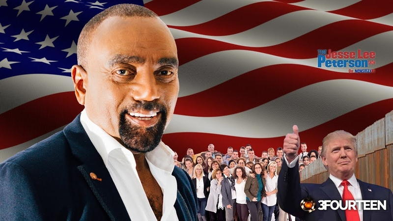 How Should White People Respond to Anti-White Attacks - Jesse Lee Peterson