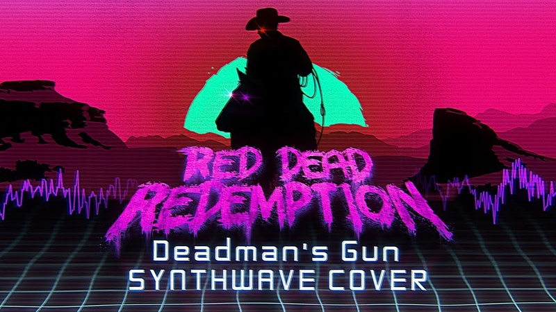 Deadman's Gun (Ashtar Command) (Synthwave Cover)
