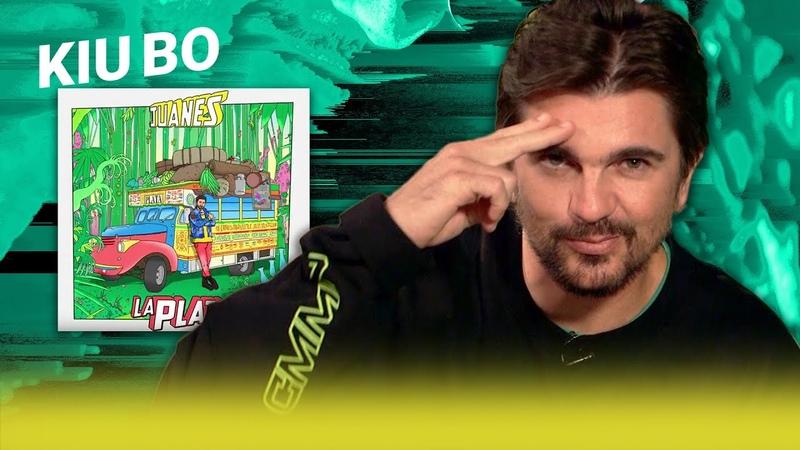 Yo no voy a hacer reggaeton... pero puedo arriesgarme Juanes y su colaboración con talentos urbano