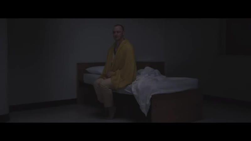 First clip from M. Night Shyamalan's Glass' starring Samuel L. Jackson, Bruce Willis, James McAvoy anya taylor-joy. 1182019 -