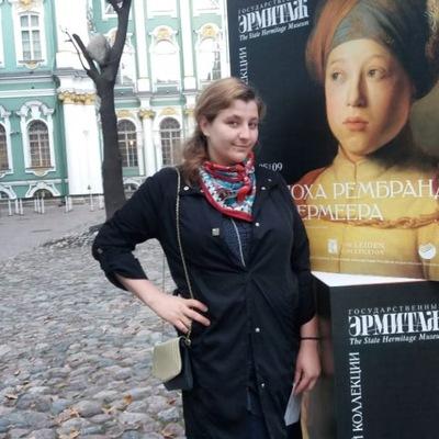 Анна Сологуб