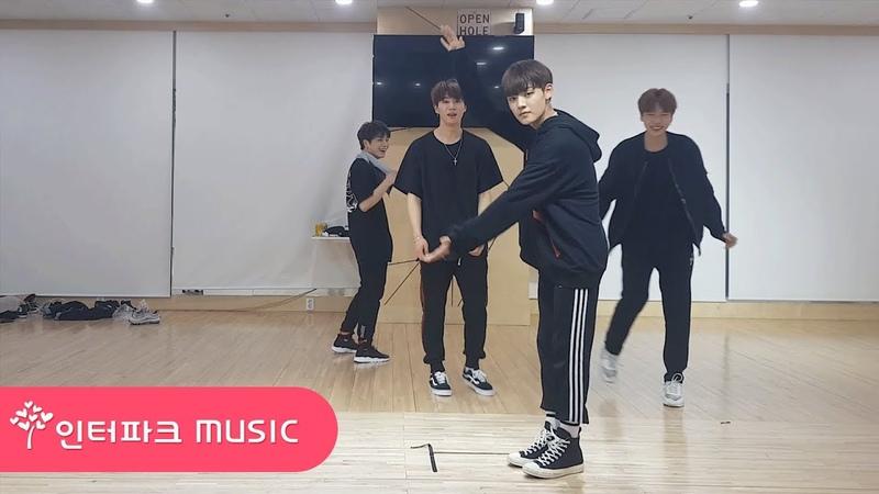 유앤비 UNB UNBideo 유앤비 쉬는 시간 Feat 댄스배틀 UNB's dance battle during their break time