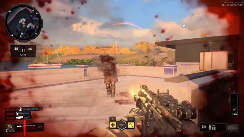 CoD_ Black Ops 4. Небольшой любительский ролик