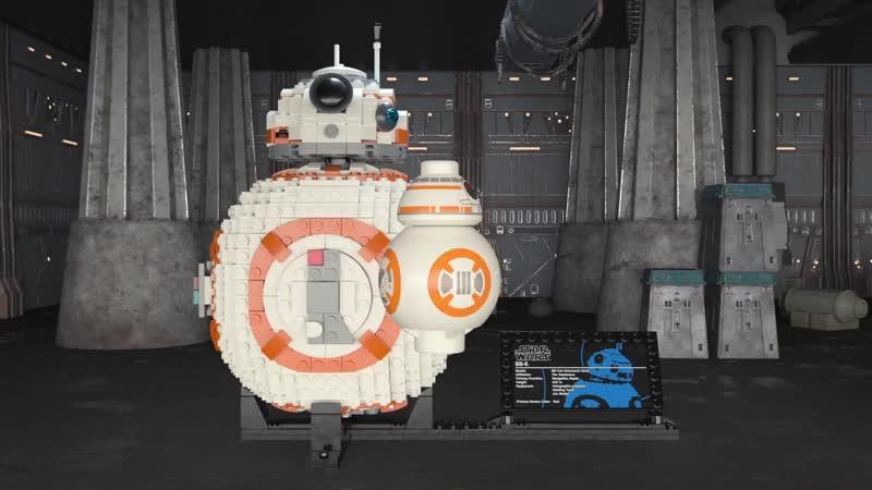 Конструктор LEGO Star Wars дроид BB-8