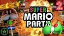 King Bob-omb's Powderkeg Mine - Super Mario Party ( 2) | Let's Play