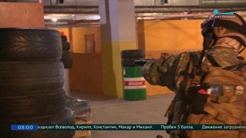 19.09.2018 Новости СанктПетербург Страйкбол