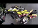 Подборка аварий на мотоциклах. Мото дтп. Аварии мотоциклистов.
