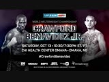 Get Hyped: Terence Bud Crawford