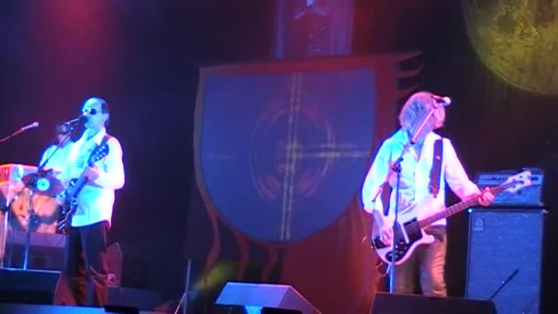 Группа «Пикник» Концерт в Донецке 31.03.2009 «Полнолуние» (не полный)