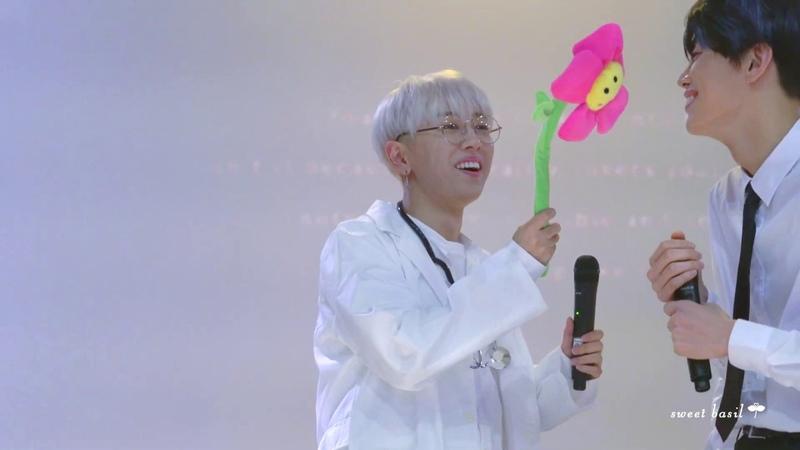 [4k fancam] 흥 부자 노태현 / 의사쌤 @ 핫샷 구로 팬싸인회 181117