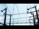 Отключение зарядного тока разъединителем 400 кВ