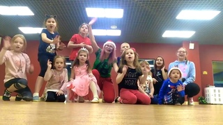 CAN'T STOP THE FEELING! (Trolls) - Justin Timberlake | Dance for KIDS