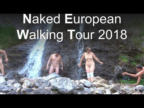 Active Naturists Freedom and Fun with Naked Hiking - NEWT 2018
