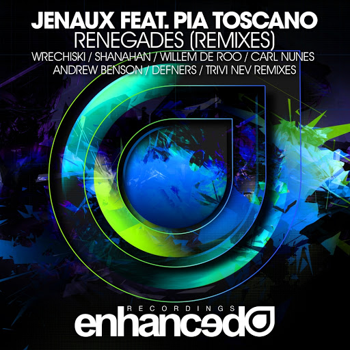 Jenaux альбом Renegades (Remixes)