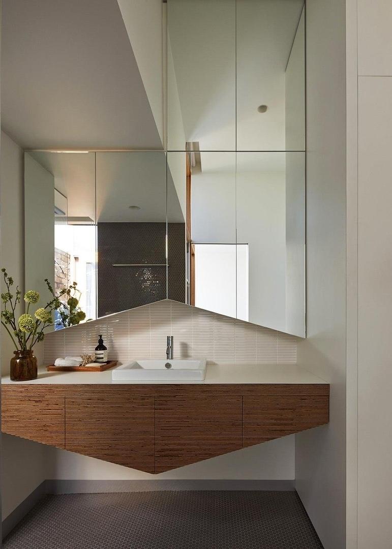 Расширение частного дома в Мельбурне