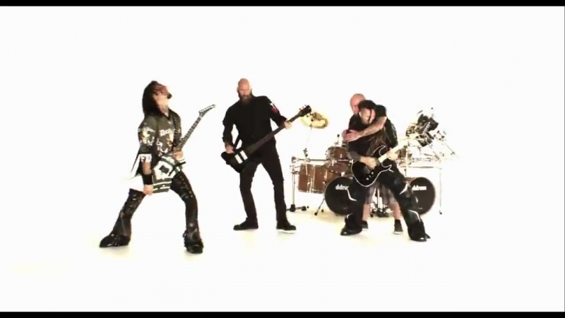 ✭Five Finger Death Punch - Under And Over It✭