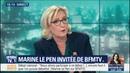 ISF Pour Marine Le Pen, Macron crée les conditions dune injustice fiscale